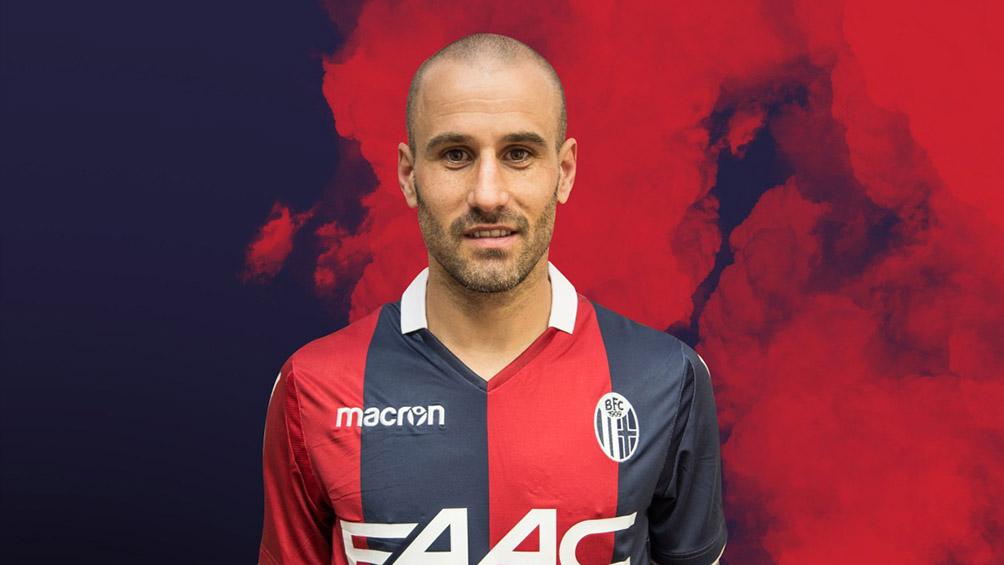 Rodrigo Palacio se despidió de Bologna luego de cuatro temporadas