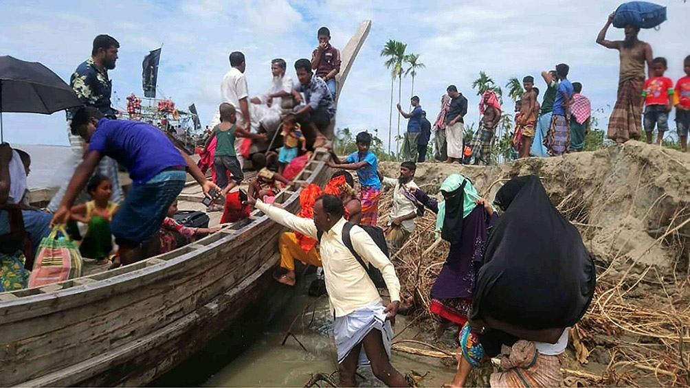 Casi dos millones de habitantes de la costa oriental fueron evacuadas por precaución ante llegada del ciclón Yaas.