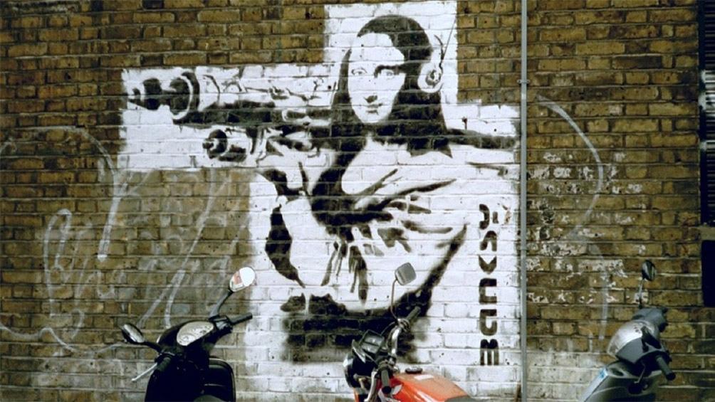 """La obra de Banksy """"es muy accesible para un gusto no necesariamente especializado""""."""