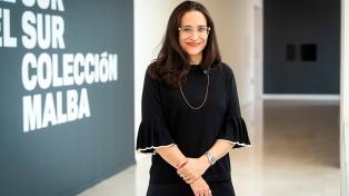 """María Amalia García: """"La pandemia nos pide pensar el arte en un sentido más comunitario"""""""