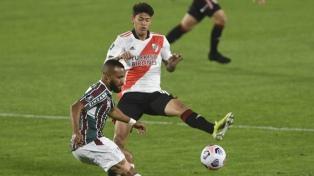 River perdió con Fluminense pero igual clasificó a octavos