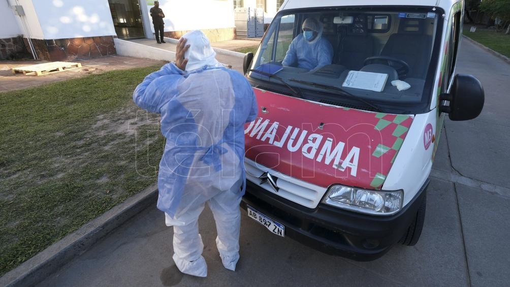 Otras 551 personas murieron y 41.080 fueron reportadas con coronavirus en las últimas 24 horas.