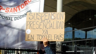 La UTE realiza clases virtuales frente a la suspensión dictada por Rodríguez Larreta