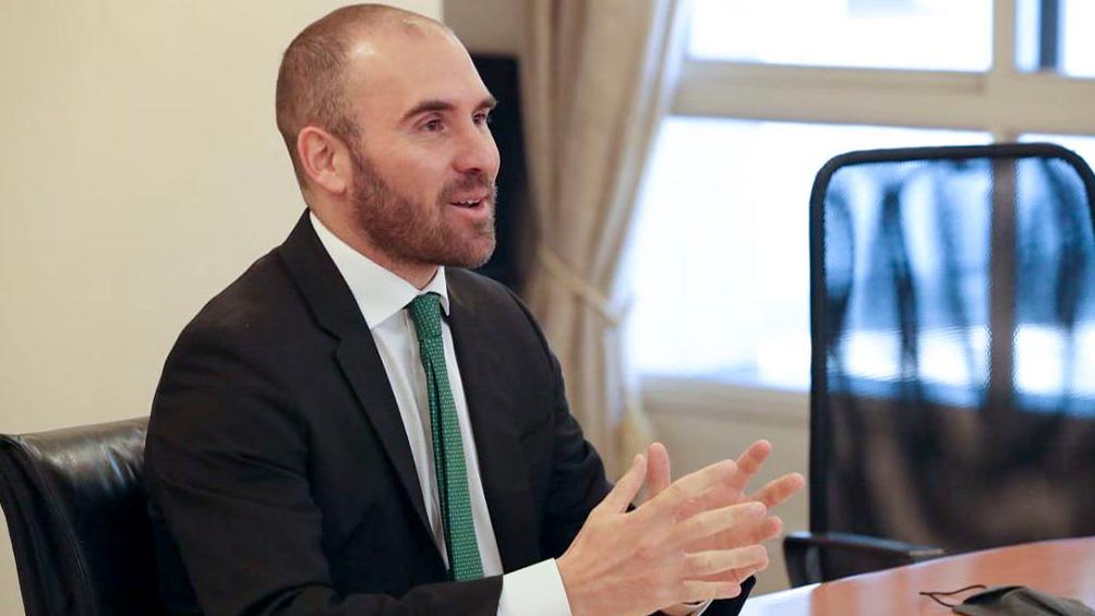 El ministro Guzmán se reunirá con empresarios y disertará en la UNSJ
