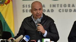 La fiscalía boliviana pide la extradición de un exministro detenido en EEUU