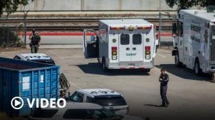 Otro tiroteo en EEUU dejó nueve muertos, incluido el atacante