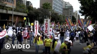 En medio de nuevas marchas, la CIDH endurece su discurso por las protestas