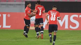 Independiente se impuso a Guabirá y pasó invicto a la siguiente ronda