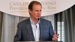 Legisladores repudiaron el ataque al domicilio particular del gobernador de  Entre Ríos