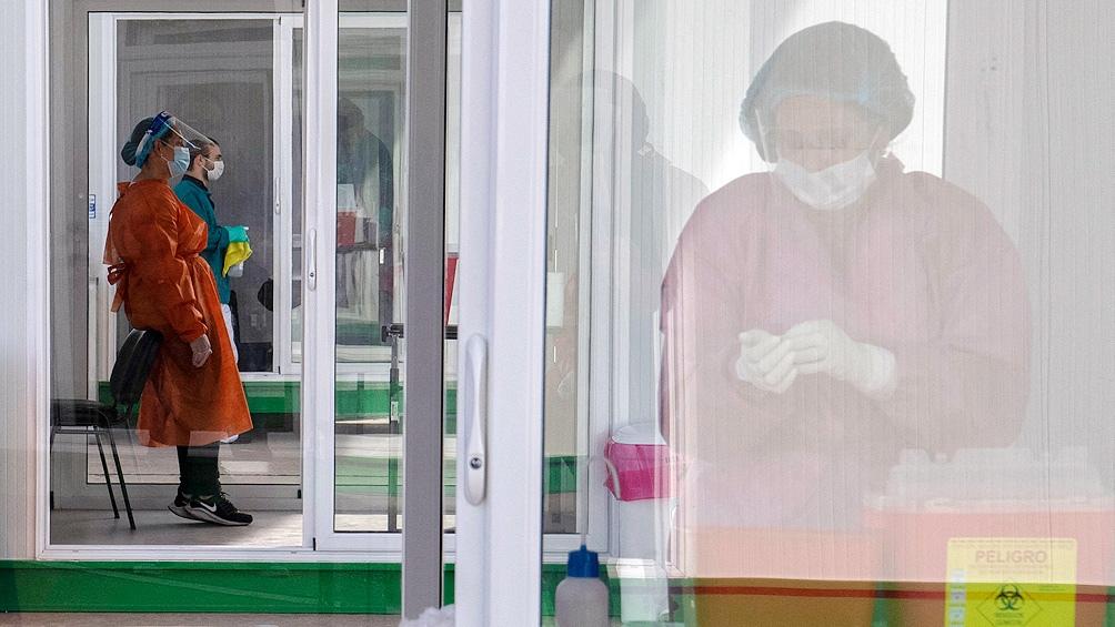 Uruguay registró un caso de hongo negro en un paciente recuperado de coronavirus