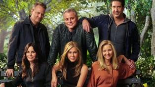 """Estrenan en Estados Unidos el capítulo especial de """"Friends"""""""