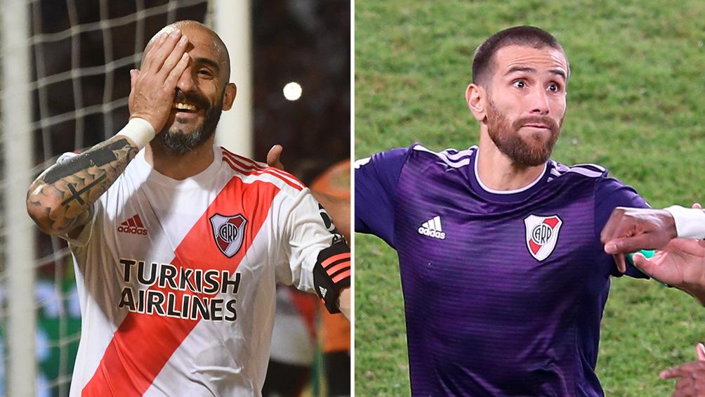 Ponzio y Pinola preparan la renovación de sus contratos con River