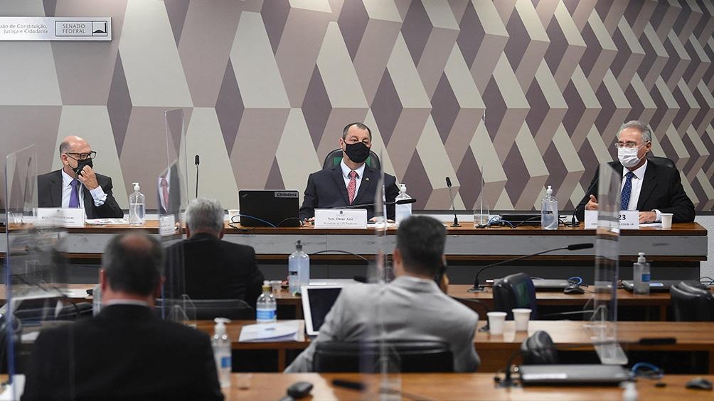 La Comisión Parlamentaria de Investigación (CPI) del Senado sigue avanzando con su investigación