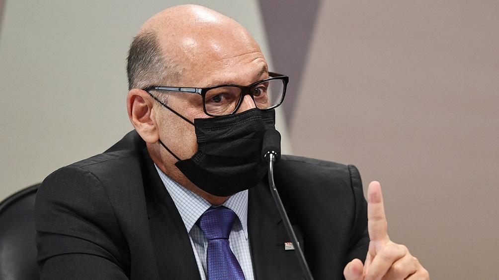 Dimas Covas acusó ante el Senado al Gobierno de Bolsonaro de haber atrasado tres meses la campaña de vacunación