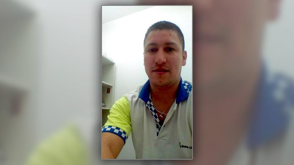 Gonzalo Cardozo Fernández trabajaba como remisero los fines de semana para juntar plata para ir a ver a sus hijos a Paraguay.