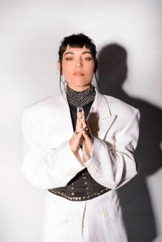 """La cantante y actriz presentará temas de su primer y su segundo disco, """"Eterna""""."""