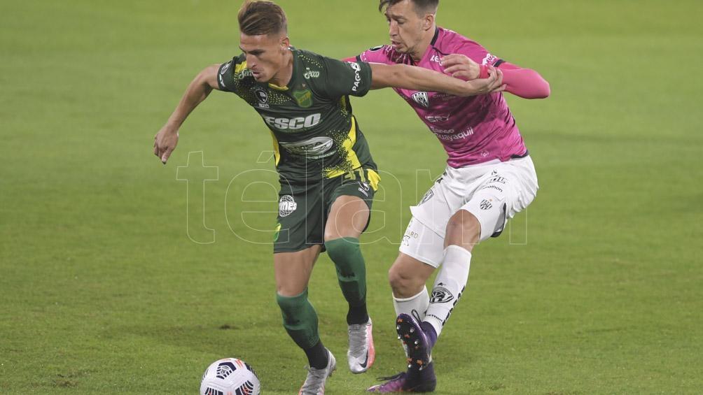 Defensa y Justicia terminó segundo del Grupo A, liderado por Palmeiras de Brasil.
