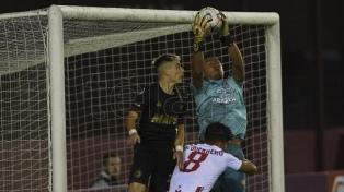 Lanús empató 0 a 0 con Aragua y ambos equipos se despidieron de la Copa Sudamericana