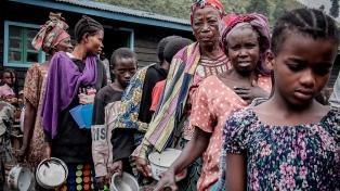 Unas 400.000 personas abandonaron una ciudad de la República Democrática del Congo por amenaza de erupción volcánica