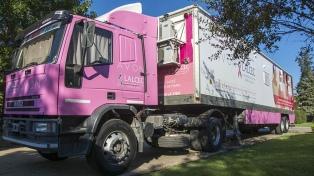 Realizarán 5.000 mamografías gratuitas en nueve provincias