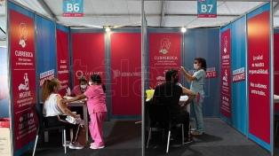 El Gobierno avanza para que junio sea una bisagra en el plan de vacunación