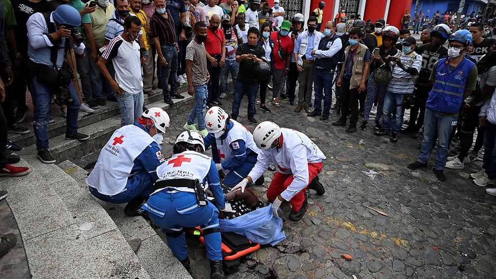 """Para el Ombudsman de Colombia: """"las vulneraciones más graves se traducen en 58 casos de presuntos homicidios""""."""