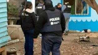 Nueve detenidos en allanamientos para desarticular una banda de asaltantes