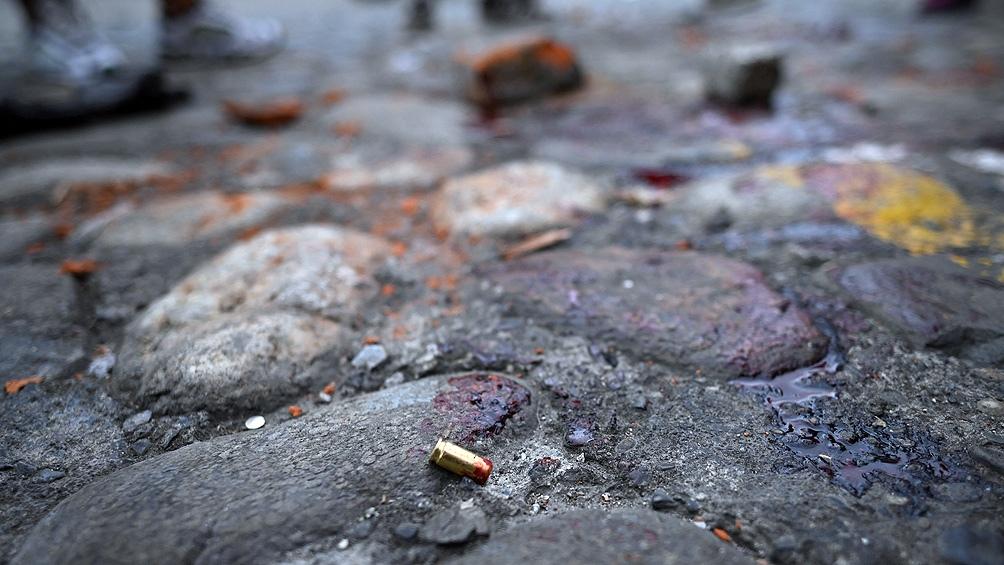 Ocho de los asesinatos se dieron por armas de fuego, de acuerdo a un reporte de policía.