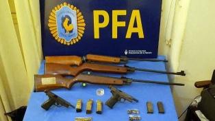 Cinco detenidos por vender drogas al menudeo en barrios de San Fernando