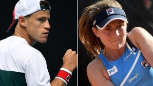 Schwartzman, Podoroska y la presión de emular sus enormes actuaciones en Roland Garros
