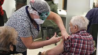 Destacan el descenso de los fallecimientos en las personas mayores de 60 años