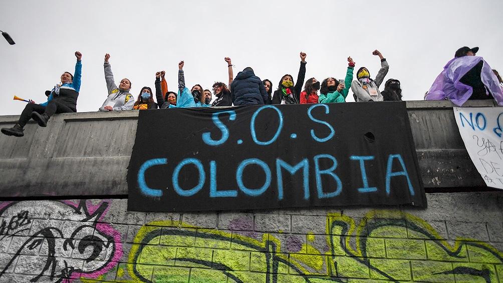 La policía está en la mira de la comunidad internacional por excesos y abusos contra los manifestantes.