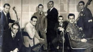El Quinteto Sónico por Film&Arts: la vanguardia del tango a partir de Piazzolla y Rovira