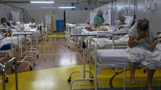 Instalaron una cámara frigorífica en un hospital, ante posible colapso de la morgue