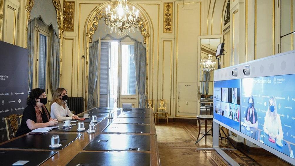 Vizzotti y Nicolini iniciaron conversaciones con autoridades de China e Israel para la producción local de vacunas.