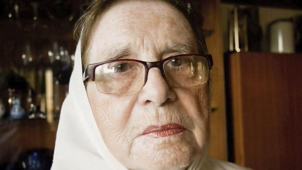 A los 96 años, falleció la Abuela de Plaza de Mayo Ayub de Quesada