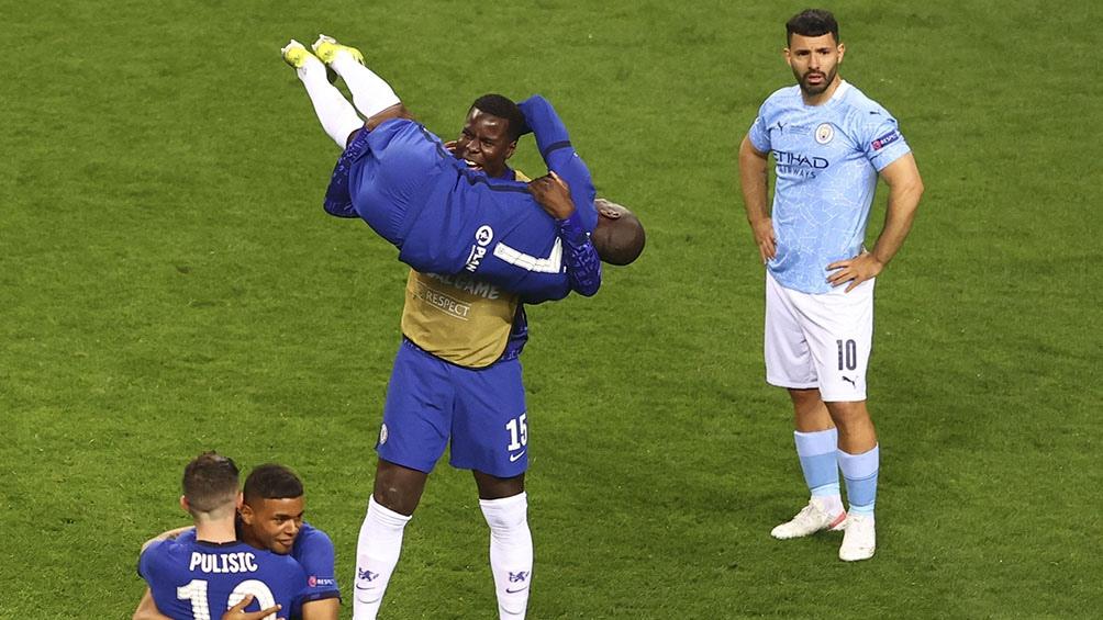 Chelsea 1 - Manchester City 0