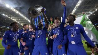 Chelsea se coronó campeón de la Champions League