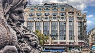 """Un edificio emblema del """"art nouveau"""" en París reabre sus puertas tras 16 años"""