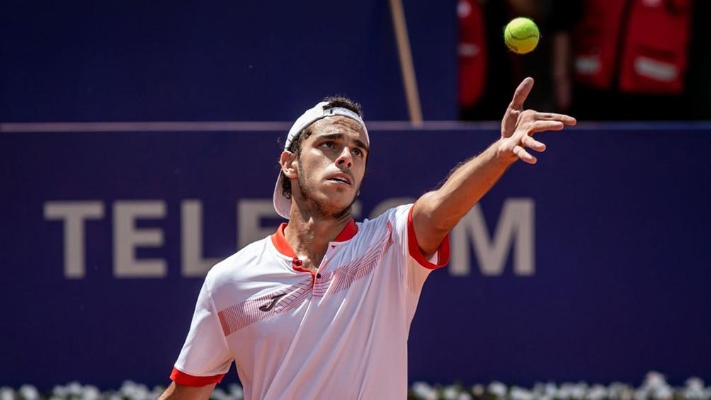 Francisco Cerúndolo debutará en uno de los torneos Grand Slam.