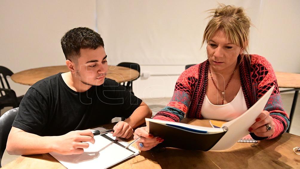 Luego del primer día de clases, Nicolás llegó a su casa y le dijo a su madre que por primera vez sentía ganas de volver a cursar y terminar la escuela.