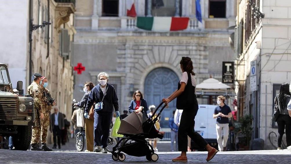 Italia afirmó que la vacunación obligatoria contra el coronavirus