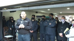 Despliegan fuerzas especiales e intervienen comisaría de Florencio Varela