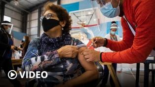 Argentina llega al inicio del invierno con 24 millones de vacunas y producción local a pleno