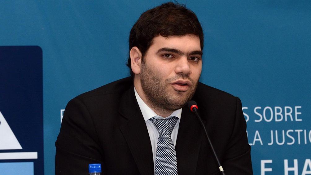 La designación de Franco Picardi fue decidida por el fiscal general adjunto ante la Cámara Federal porteña, José Luis Agüero Iturbe.