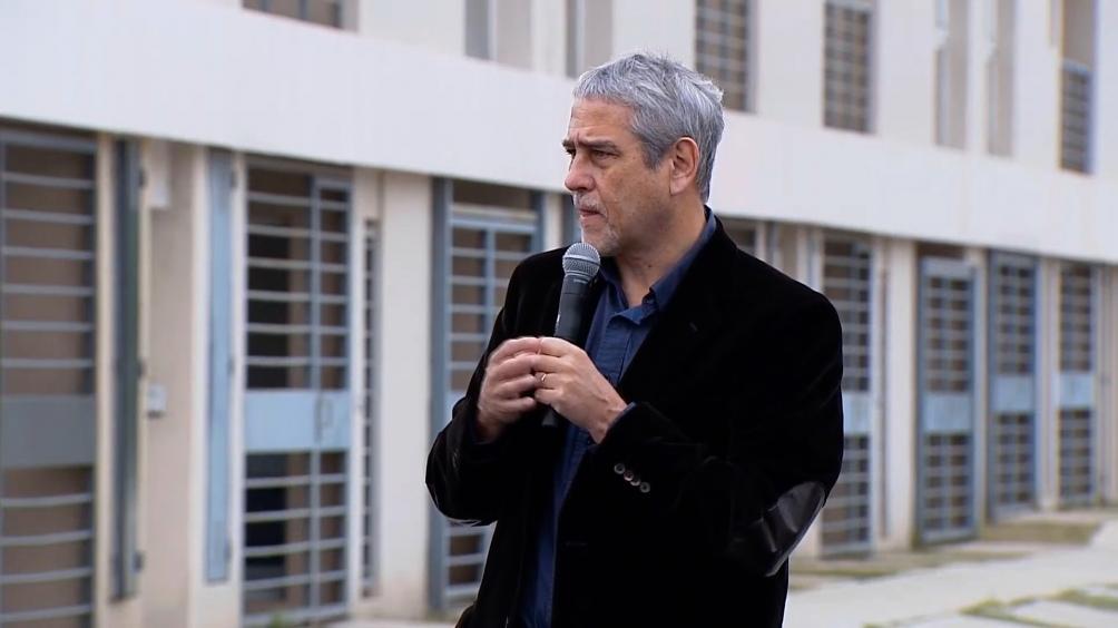 El ministro de Desarrollo Territorial y Hábitat, Jorge Ferraresi, presentó el Plan Nacional de Suelo Urbano