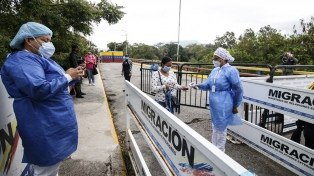 Colombia abrió unilateralmente la frontera con Venezuela