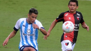 Julián López da positivo en coronavirus y se pierde la final que Racing jugará ante Colón