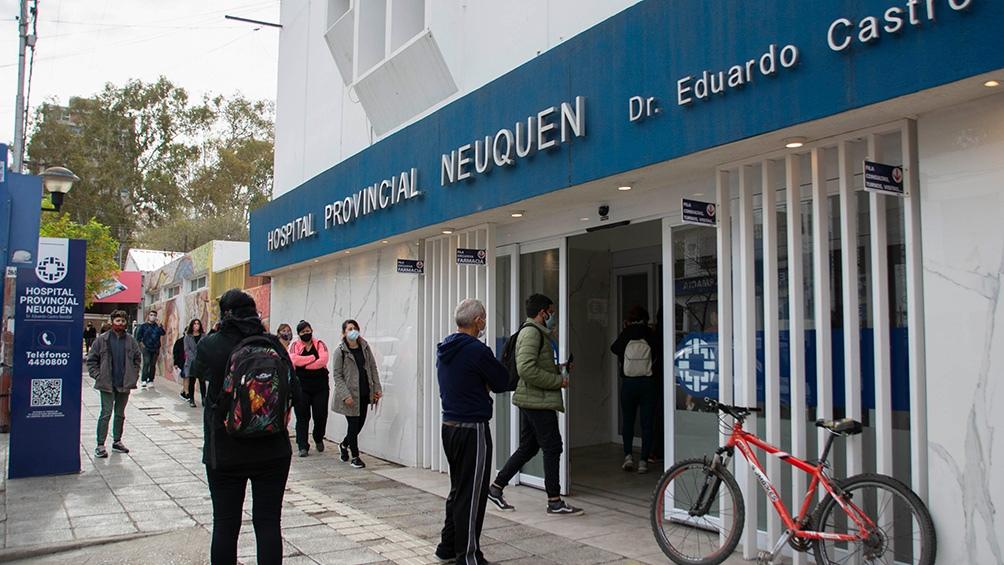 En Neuquén, el 80 % se contagia con la cepa de manaos.