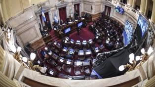 Monotributo, biocombustibles, vacuna y cannabis, los temas que trata hoy el Senado